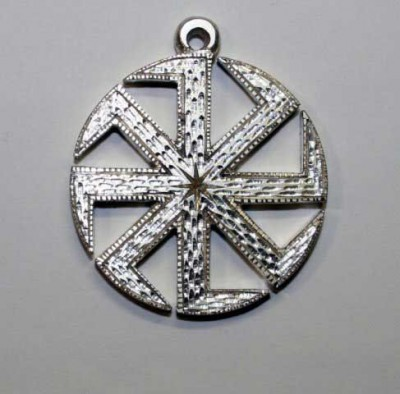 Колядник - символ бога Коляды