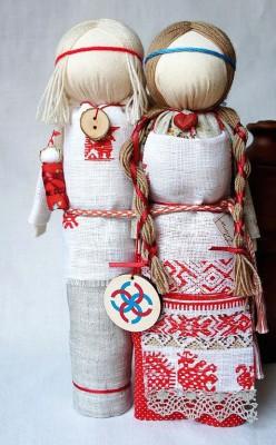 Куклы для защиты от сглаза и порчи