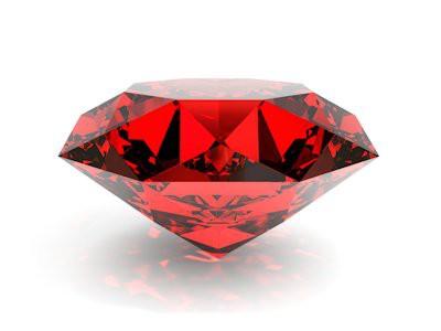 Рубин - камень царей