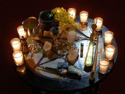 Ритуалы для зарядки амулетов