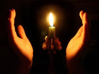 Зарядка свечами