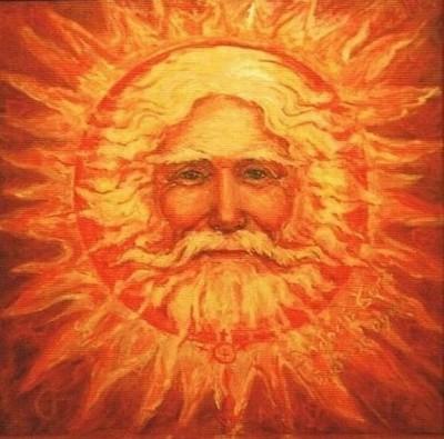 Ярило - бог весеннего солнца