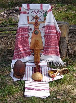 Жива - славянская богиня