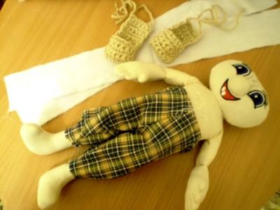 куклу Домовой своими рукам