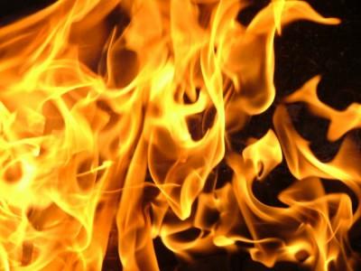 Стихия - огонь