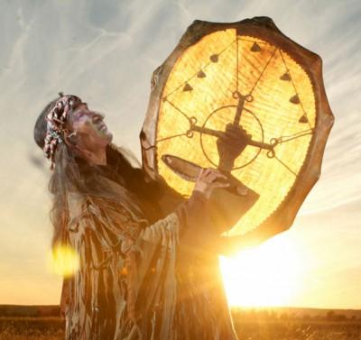 Якутский шаман