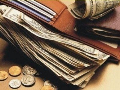 Чтобы деньги водились в кошельке