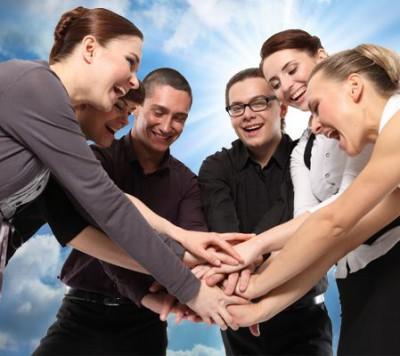 Дружный коллектив – залог успеха