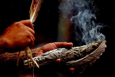 Связь при помощи дыма