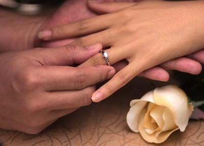 Ритуалы с обручальным кольцом