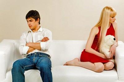 Как вызвать равнодушие мужчины