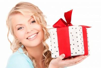 Дарим подарки с радостью