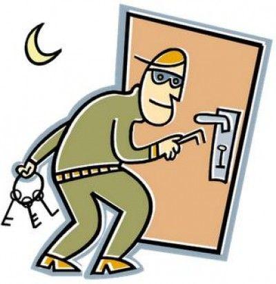Уберечь свой дом от взлома