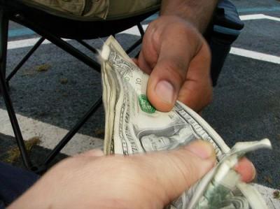 Ритуал по возврату денег