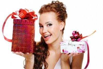 Радуемся подаркам