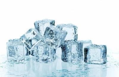 Как же поможет лед?