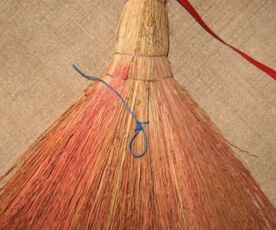 Использование веника в ритуалах