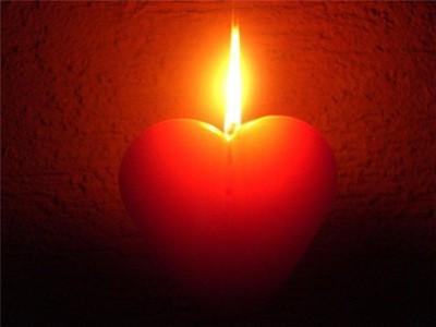 Любовная свеча