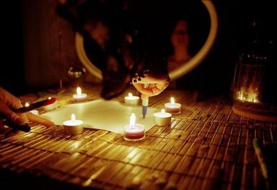 Различные способы ритуала