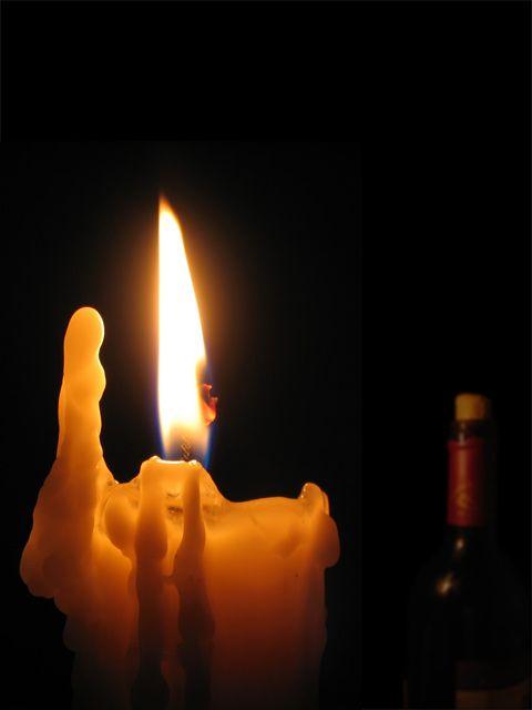 Церковная свеча для защиты