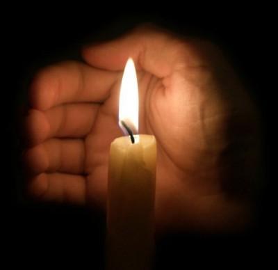 Свеча для определения порчи