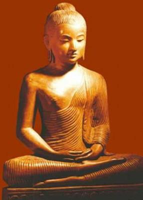 Статуэтка Будда Гаутама