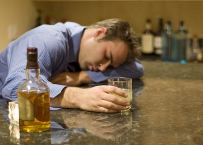 Как определить порчу на алкоголь