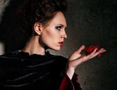 Женская магия при завоевании любви