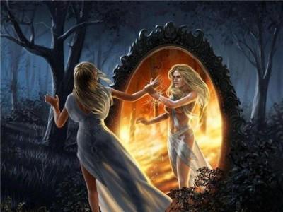Магические свойства зеркал