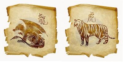 Совместимость Тигра и Дракона