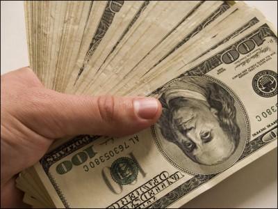 Взмахнуть деньгами