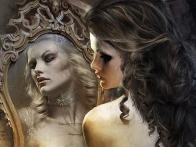 Зеркало для ритуала