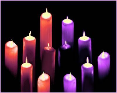 12 свечей