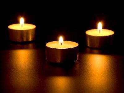 Три свечи для ритуала