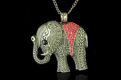 Амулет в виде слона