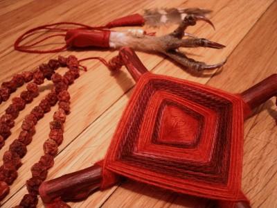 Рябиновый крест