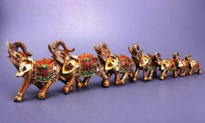 Оберег из 7 слонов