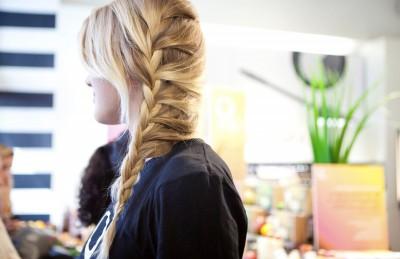 Коса колосаок