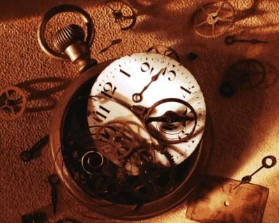Упали часы