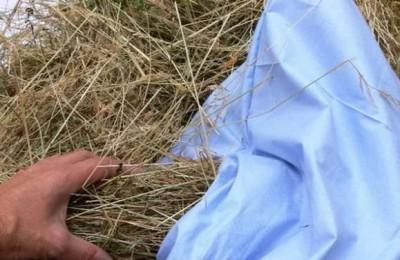 Набивка матрасов саоломой