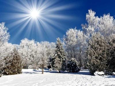 Январские морозы