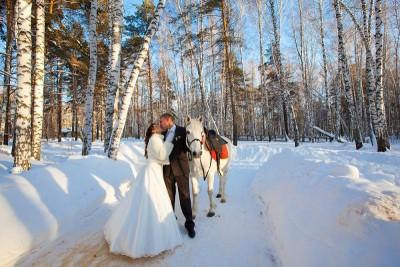 Последний день свадеб перед осенью