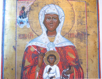 Икона Кирика и Улиты