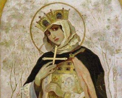 Ольга Страдница