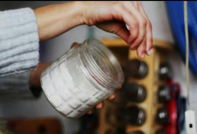 Подготовка благовещенской соли