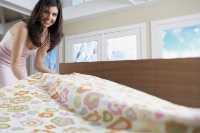 Особенности примет про постельное белье