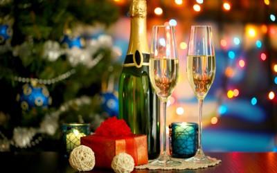 На новогодние праздники