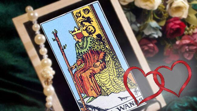 Король Жезлов Таро: значение в любви