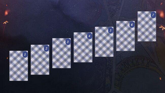 Расклад Таро на деньги: 7 тел
