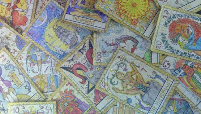 Сколько карт в колоде Таро для гадания